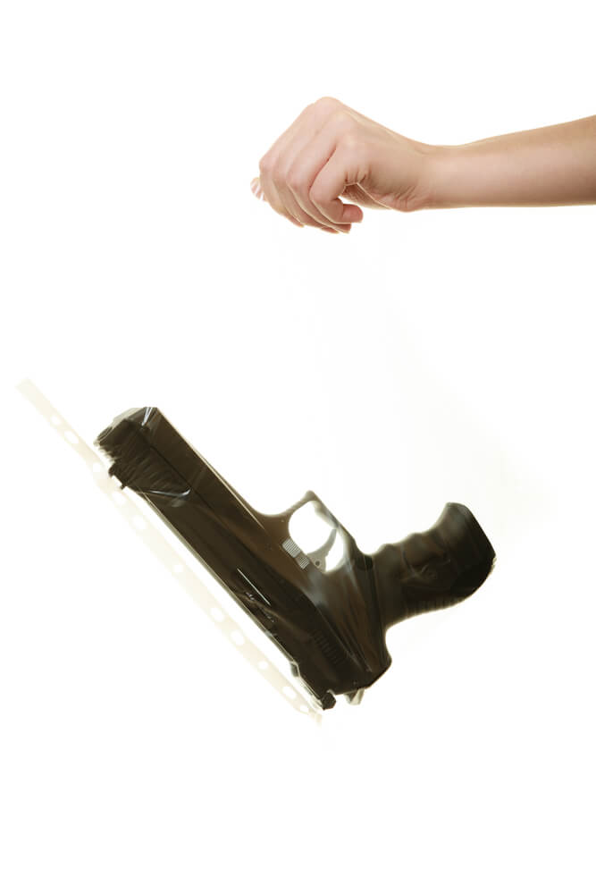 Gun Lawyer, Civic Center, San Francisco, CA